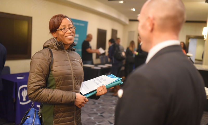Upcoming career events nationwide