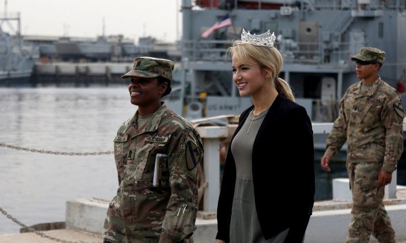 Miss America to make an ALWS appearance