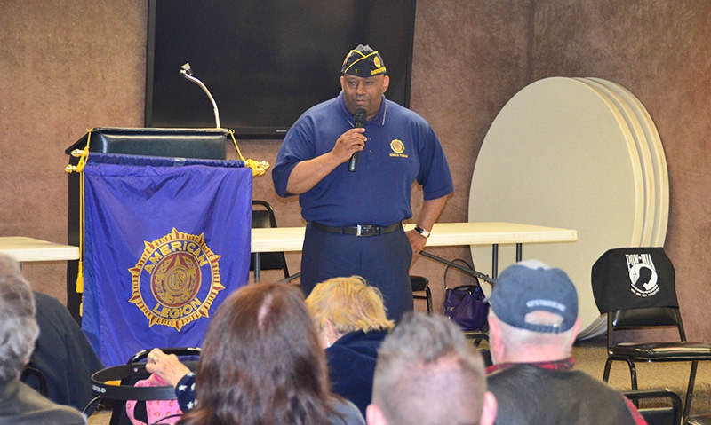 Giving veterans a voice
