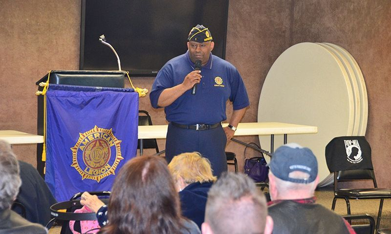 American Legion invites Martinsburg, W.Va., veterans to discuss VA care