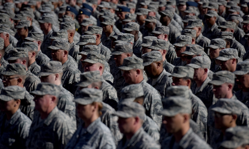 Legion: 'Selective Service needed to protect national security'