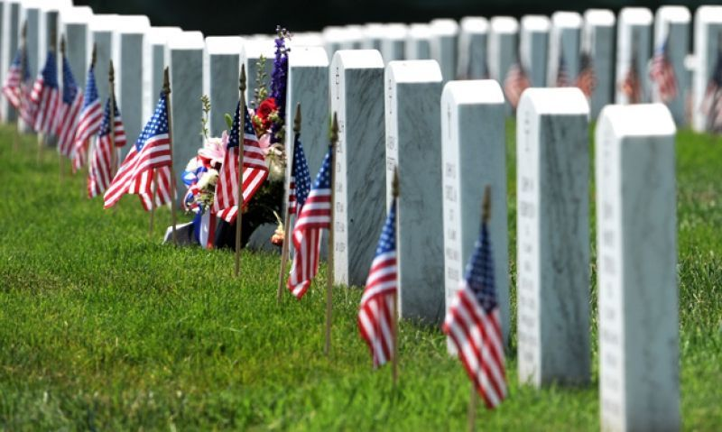 Help us observe Memorial Day virtually