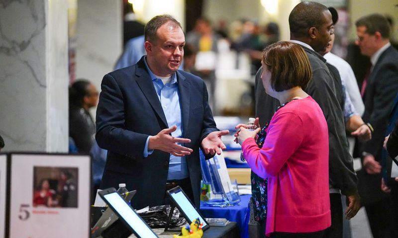 A look at May's job fairs