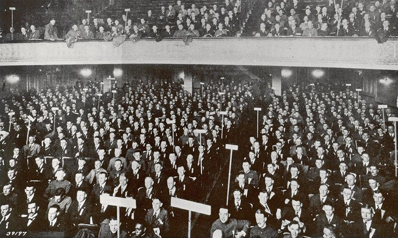 A century after the St. Louis Caucus