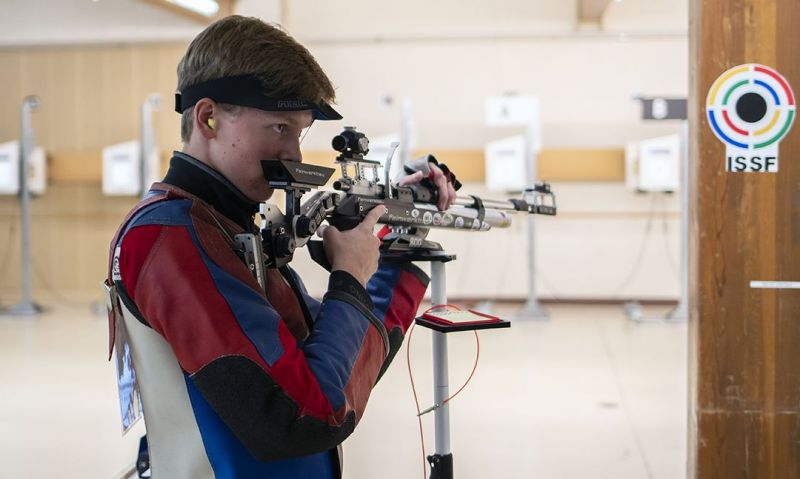 Competitors set for Legion's air rifle championships in Colorado