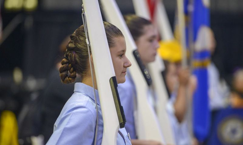 Color guards, bands invited to compete in Indianapolis