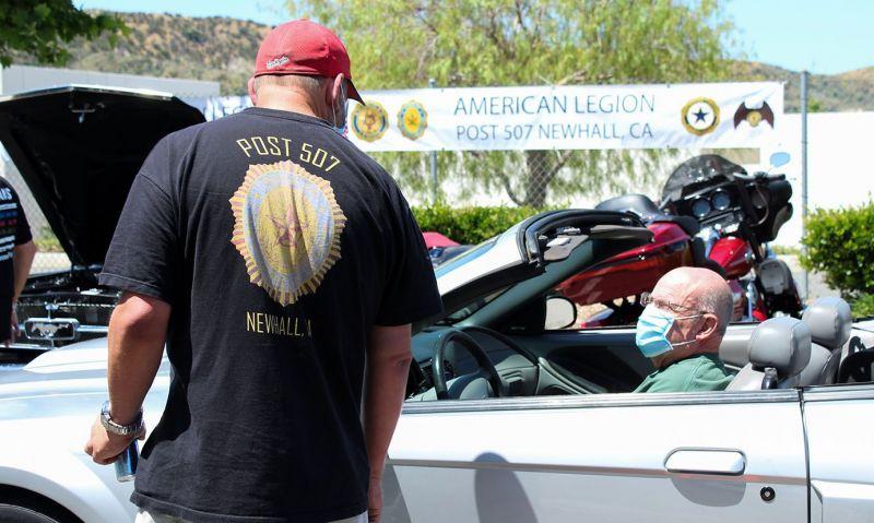 Six American Legion departments achieve 100 percent post reporting