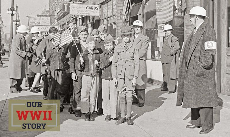 Our WWII Story: Civil defense in a time of war