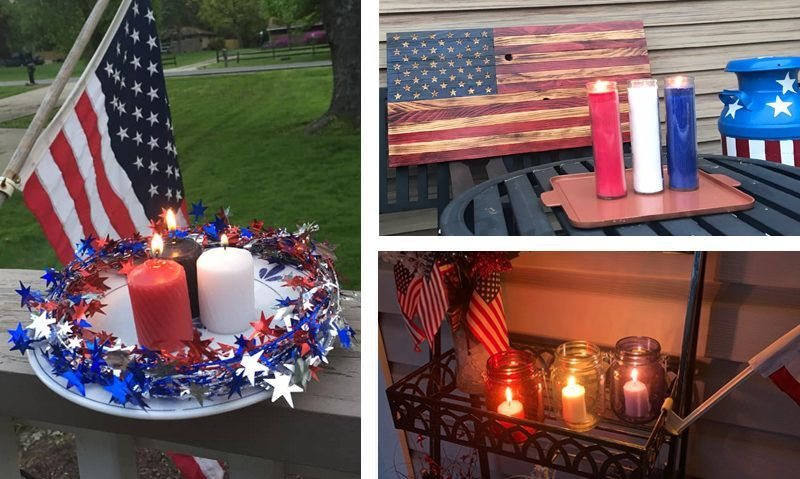 American Legion Family answers national commander's candles of honor callout