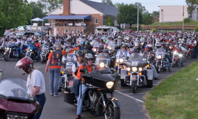 Fairfax post again hub for Legion Rolling Thunder activities