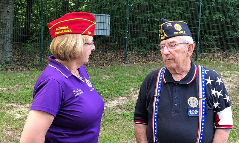 The American Legion 'gave me a purpose'