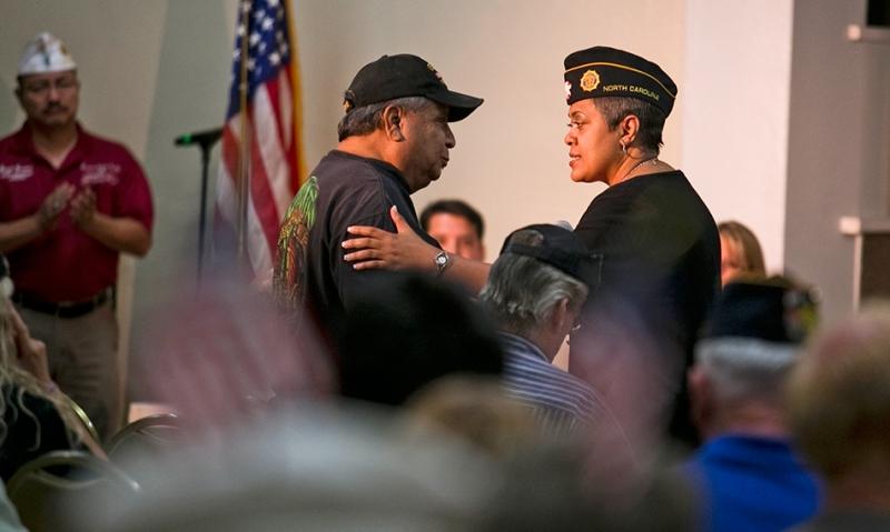 Legion: VA director's overdue firing applauded