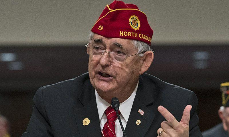 National Commander: unequal treatment violates nation's highest values