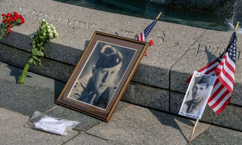 75th anniversary of Operation Overlord remembered