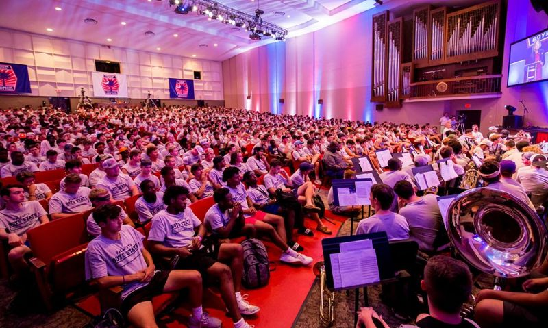 In South Carolina, Boys State puts on a show