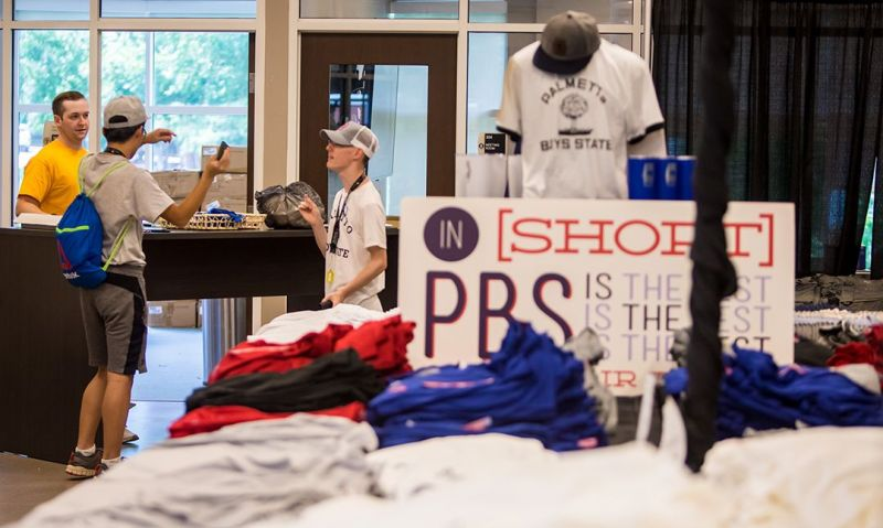 South Carolina's Boys State store is big business