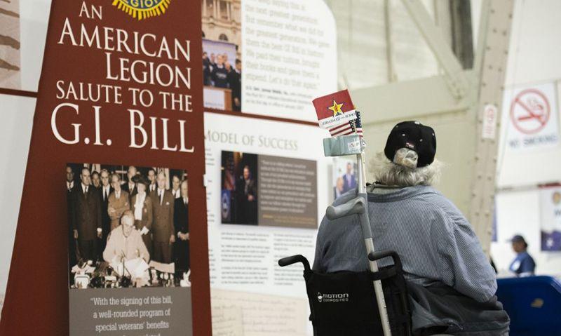 The GI Bill: It helped 'reprogram my brain'