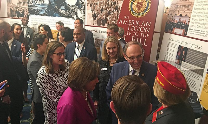 GI Bill's 75th birthday celebrated in U.S. Capitol