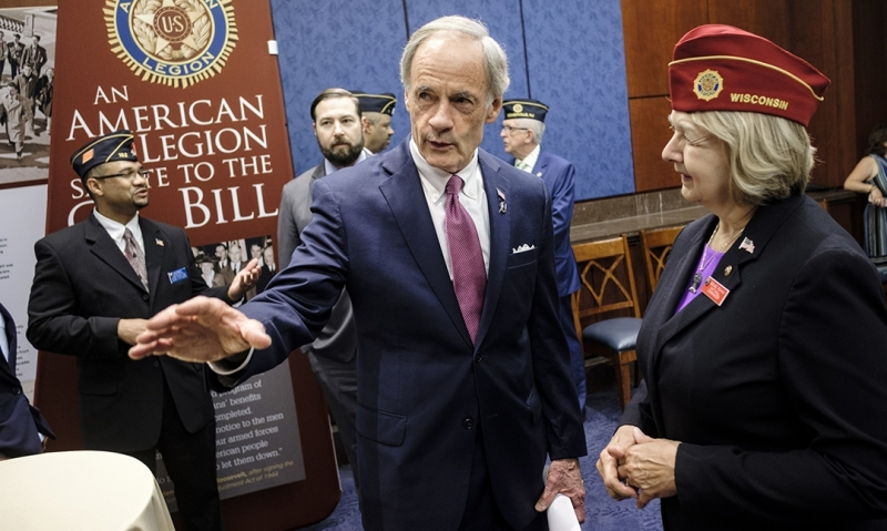American Legion, members of Congress recognize National GI Bill Week