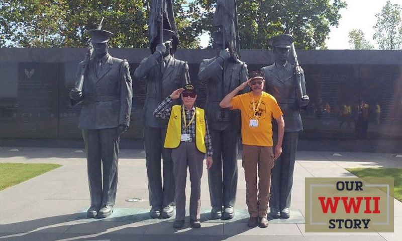 New Mexico Legionnaire repurposes World War II veterans' stories for Legion initiative