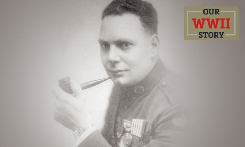 OUR WWII STORY: George Aubrey, Legionnaire, French resistance leader