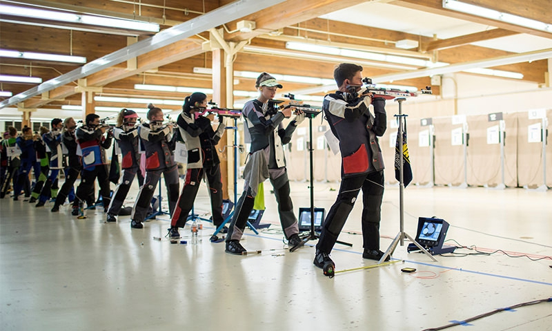 Legion names top 16 youth advancing to air rifle finals