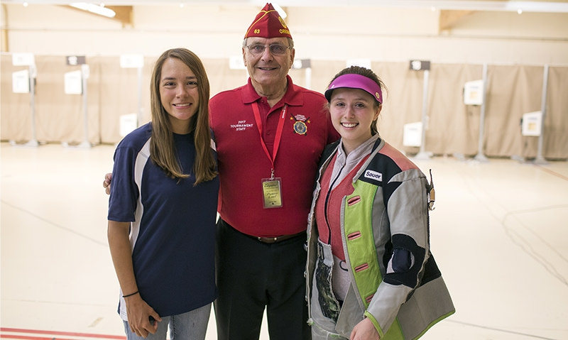 Colorado, Illinois youth hold lead to capture Legion air rifle titles