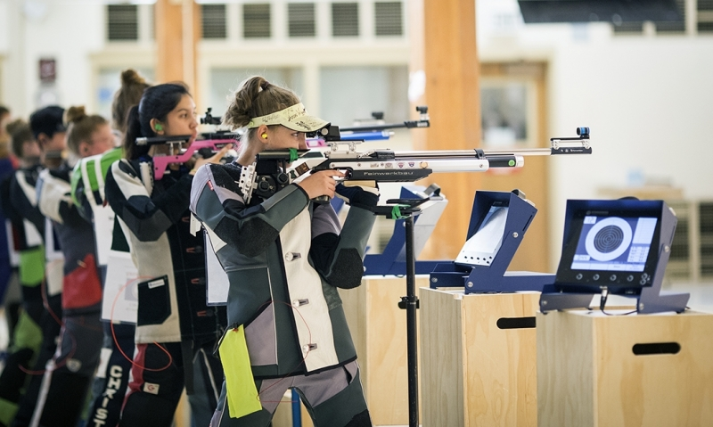 Legion's air rifle championship gets underway this week
