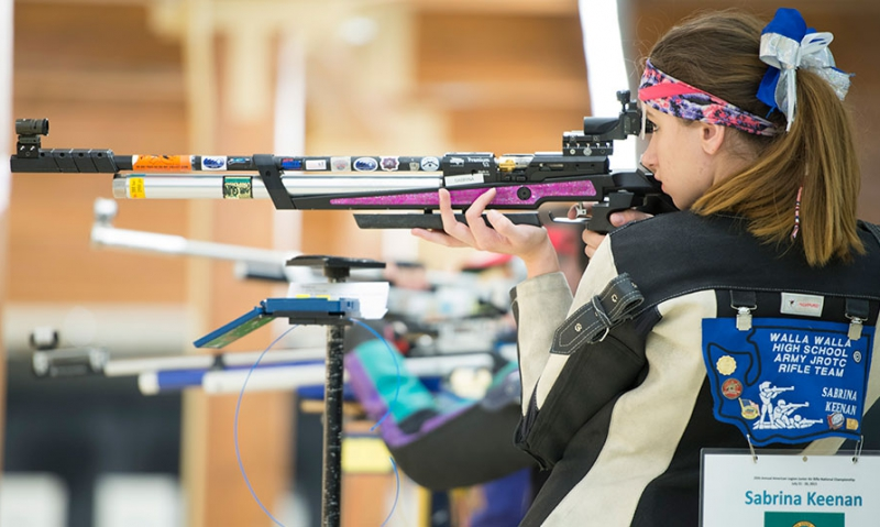 Field set for Legion's air rifle tournament in Colorado