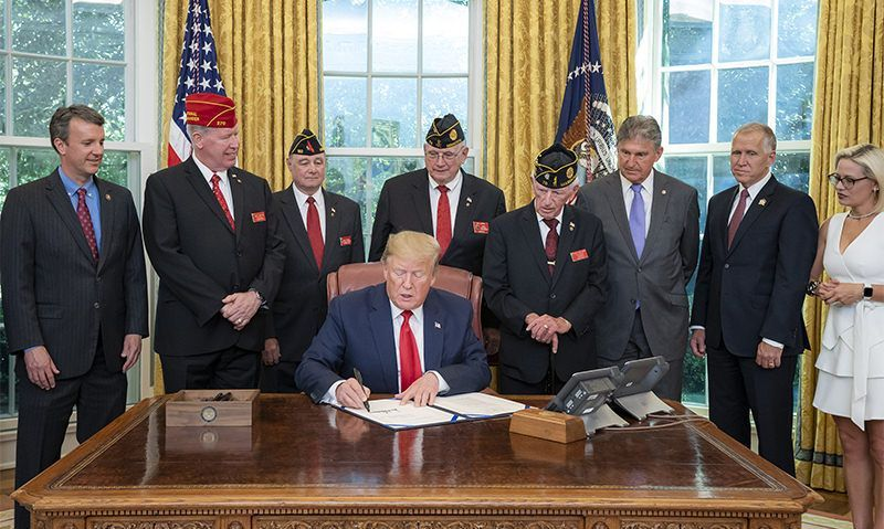LEGION Act signed into law