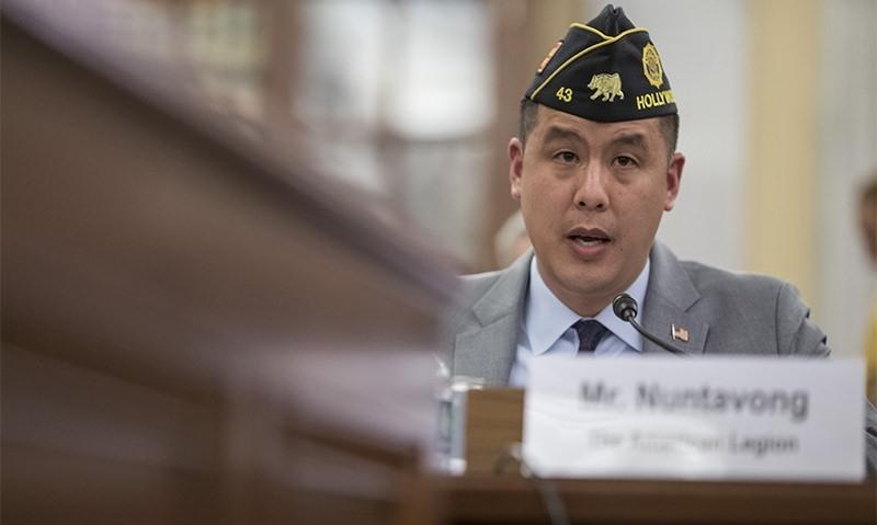 Legion testifies on Blue Water Navy veterans and TAP
