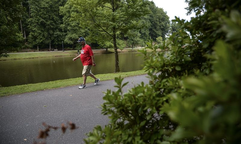 Commander's new challenge: 5,000 participants in 100 Miles for Hope
