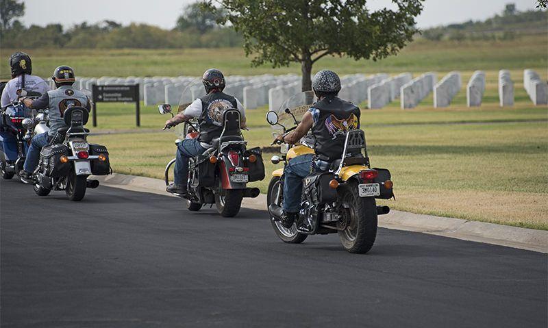 Centennial Ride: Team Vision, Day 4