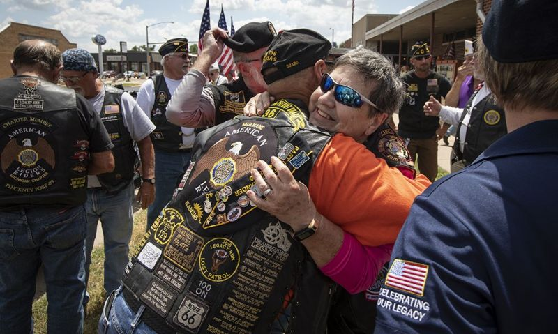 Centennial Ride: The end of the road | The American Legion