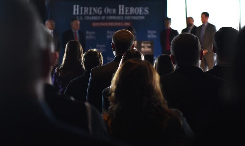 Military, veteran job fair to take home plate in nation's capital
