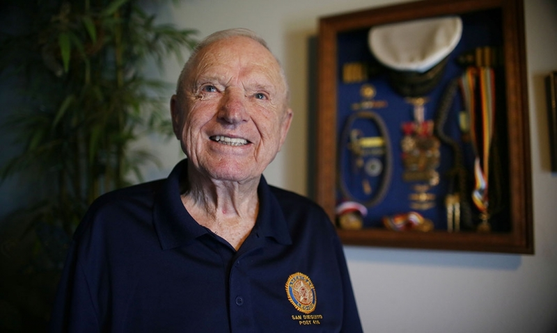 Korean War pilot to share his unique story in Indy