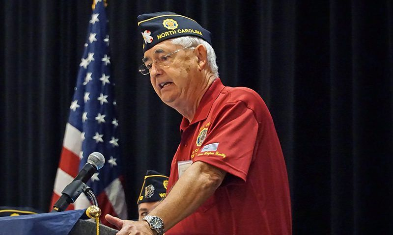 The American Legion: A foundation for the future