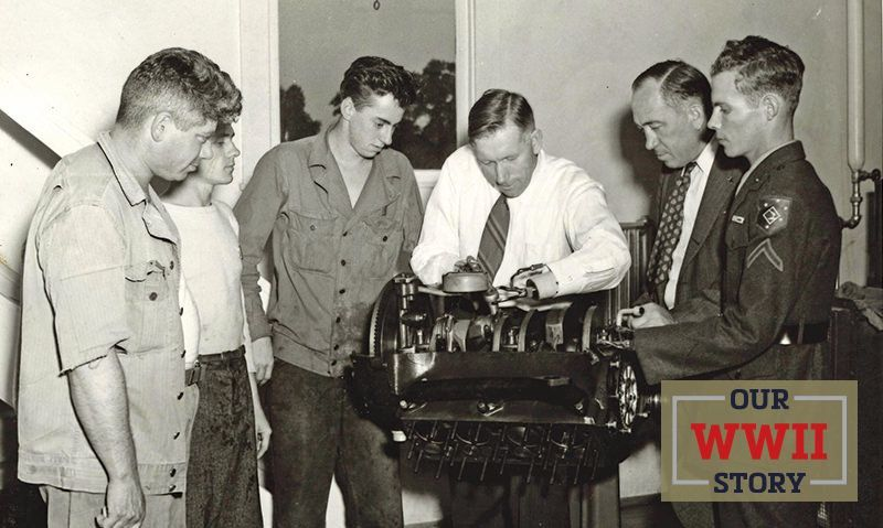 OUR WWII STORY: Ford Motor Company's Camp Legion