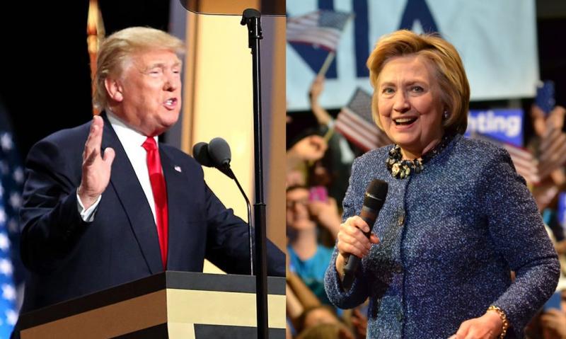 Trump, Clinton to address Legion convention