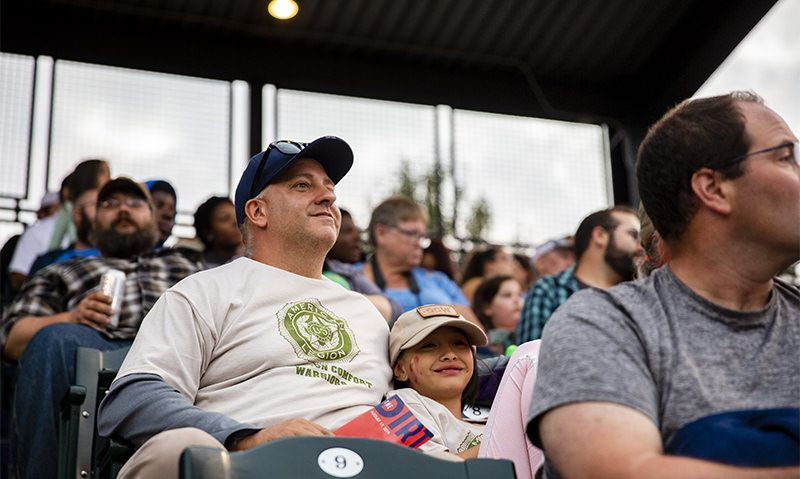 OCW event brings veterans and families to Tacoma baseball game