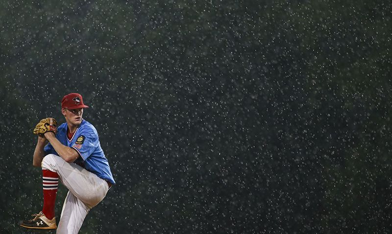 American Legion World Series title game suspended until Wednesday morning