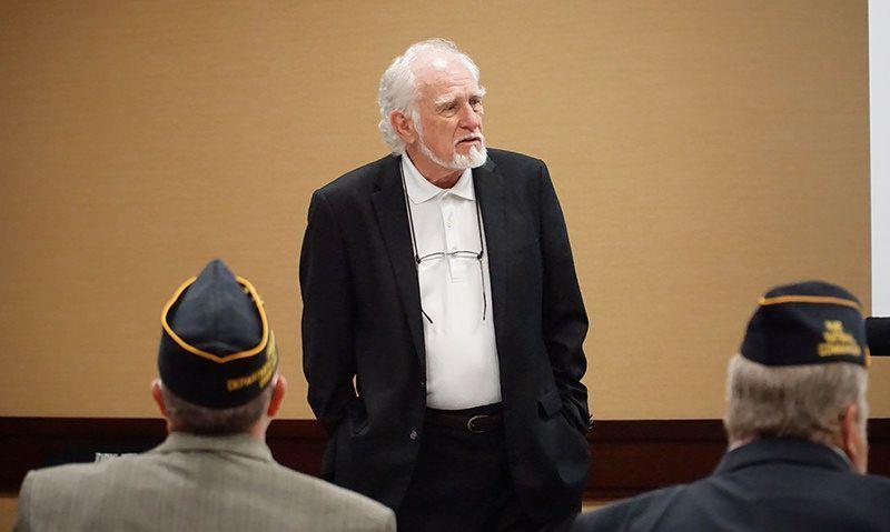 Legion's TBI/PTSD panel explores drug-free alternatives
