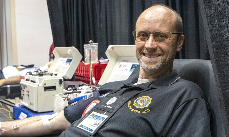 Legion posts answer urgent call for blood drives