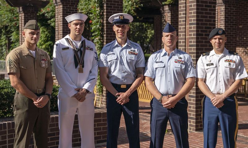 Annual American Legion awards to be presented to servicemembers, first responders
