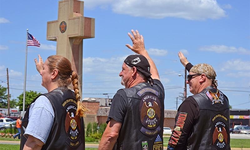 Supreme Court to hear Legion's case on Bladensburg Veterans Memorial