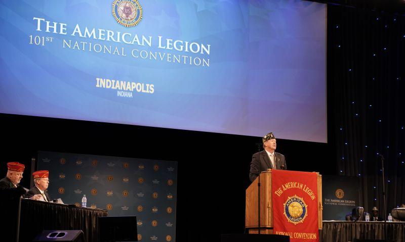 A Legion Family centennial effort