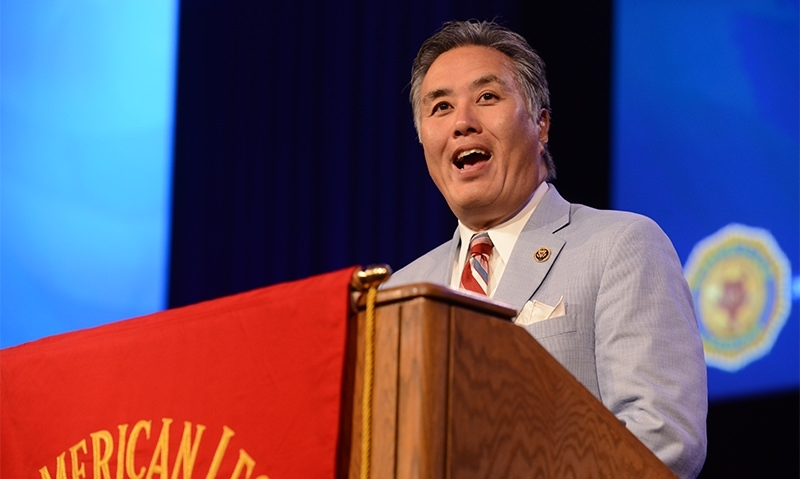 Rep. Takano gives personal context to his role in Congress
