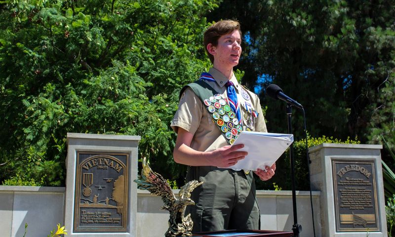 2021 American Legion Eagle Scout of the Year nomination form