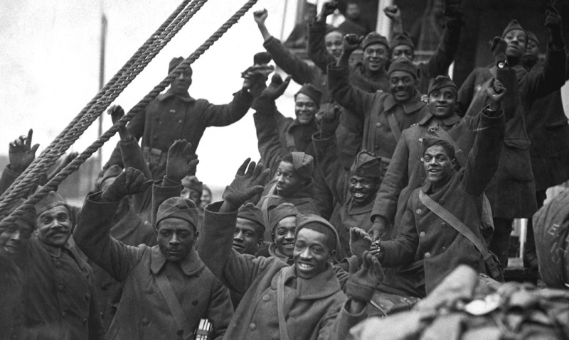Task force urges review of minorities' World War I valor awards