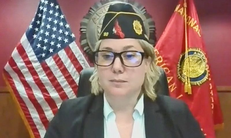 American Legion testifies on bill aimed at reducing veteran suicide